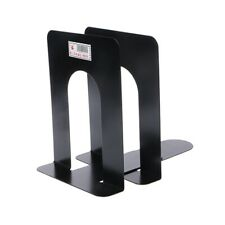 Universal Economy Bookends Nonskid Metal Bookends Books Support Holder Stands