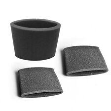 3x Filter Sponge Set For Shop Vac 90585 9058500 Vacuum Cleaner Accessories Parts