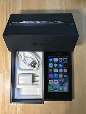 APPLE IPHONE 5 16GB FACTORY UNLOCKED  AT&T NET10 TMOBILE STRAIGHT TALK BLACK