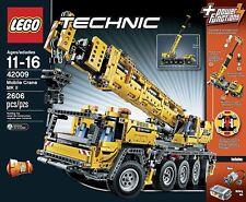 NUOVO SIGILLATO LEGO 42009 Technic Gru mobile MK II enorme motorizzato esperto XLNT