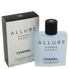 Allure Sport Cologne By CHANEL FOR MEN 3.4 oz After Shave Moisturizer