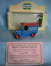 LLEDO DAYS GONE BULLNOSE MORRIS VAN ARKELL'S BREWERY LIMITED EDITION N. 125/500