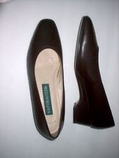 NATURALIZER BROWN PUMPS - 7N - PRE-OWNED