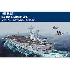 Trumpeter 65306 1/350 USS John F. Kennedy Aircraft Carrier CV-67 Model Kit