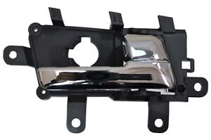 Inner Interior Inside Door Handle Chrome Front Left Right Pair fits Kia Optima