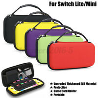 For Nintendo Switch Lite EVA Hard Shell Carry Cover Case Protector Storage