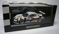 Minichamps 1/43 Porsche 911 GT3 RS #84 24 h Le Mans 2004