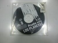 Los Planeten CD Single Spanisch Proof Esto 1998