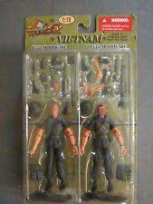Ultimate Soldier XD 1:18 scale Vietnam Pvt Gansz  Lt Goodson 2 figure set NIB