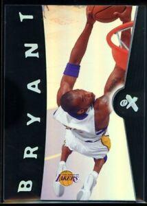 Kobe Bryant Foil Insert 2006-07 Fleer EX E-X Los Angeles Lakers #17