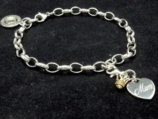 THOMAS SABO Charm Anhänger 925 SILBER Silver Bettelarmband Herz Mama heart Krone