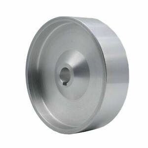"Belt Grinder Drive Wheel 4"" Diameter"