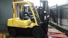 Hyster 2.5 Ton Diesel Forklift Container Mast 4500mm Brand New