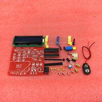 M8 Transistor Tester Upgrade M328 edition LC ESR Meter Capacitance DIY Kit