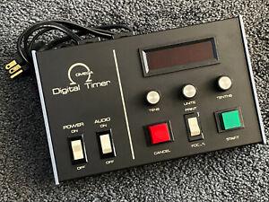 Omega Digital Darkroom Enlarger Timer
