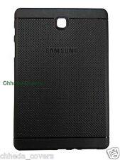 "Premium Black Dot MATTE Design Back Cover Case For Samsung TAB A 8"" T355"
