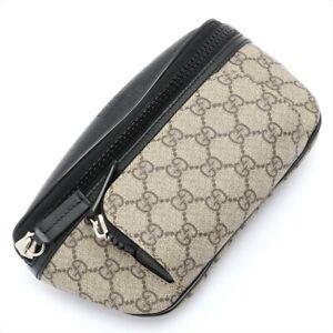 GUCCI GG Supreme Belt Body Waist CrossBody Bag Pouch 450946 Online Limited Edit