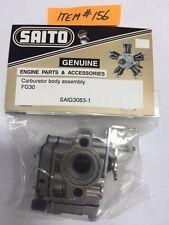 BRAND NEW VARIOUS SAITO FG-30 PARTS