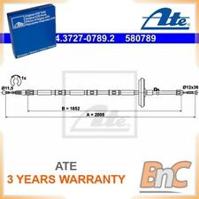 ATE REAR PARKING BRAKE CABLE OPEL VAUXHALL OEM 24372707892 522046