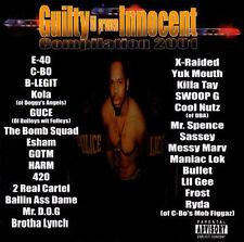 Various Artists : Guilty Til Proven Innocent CD
