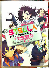 Stella Women's Academy, High School Division Class C3  (Chapter 1 - 13 End) ~DVD