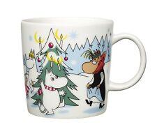 Moomin Mug Winter 2013 Under the Christmas Tree Discontinued Arabia
