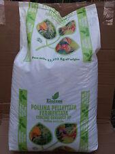 CONCIME POLLINA PELLETTATA ( NO AMMENDANTE) ORGANICO NP BIOLOGICO 33,33 KG
