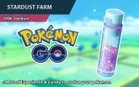 Pokemon GO Stardust Farm 100% Legit All Catches by Hand! 200k Stardust in 4 days