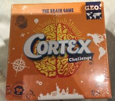 CORTEX CHALLENGE GEO - The Brain Game - BN & Sealed  ***FREE UK POSTAGE**