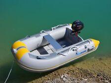 A0228 tierno Viamare 230 S Listón de pesca carpas Spinning barca lago mar Fiume