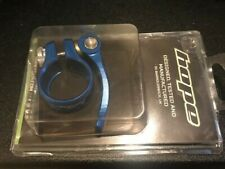 Hope Quick Release Seat clamp 28.6 Blue