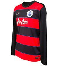 Queens Park Rangers Fc Football Shirt Away (dimensioni (S)) QPR SOCCER JERSEY NUOVA con etichetta