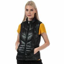 Women's Vero Moda Soraya Siv Regular Fit Padded Gilet in Black