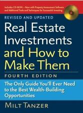 Real Estate Investments and How to Make Them *Missing CD-ROM*