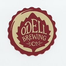 Odell Brewing Craft Micro Brewery Beer Sticker Decal Colorado