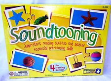 Soundtooning By Purple Pebble Games Phonics Reading Game New in sealed package
