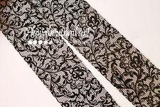 """OMG Laces"" transfer nail foil design #25 - 1 meter"