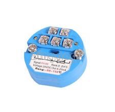 Temperature Sensor Transmitter Module D Sensoren 4-20MA 0~200℃ RTD PT100