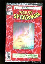 WEB OF SPIDER-MAN 90 (9.8) 1ST APP (PREVIC POSTER) SPIDERMAN 2099 MARVEL (b049)