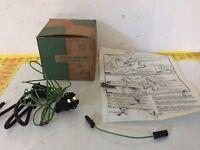 1962 1963 CHEVY NOS Back Up Light KIT PARTIAL GM 985518 Biscayne Bel Air IMPALA