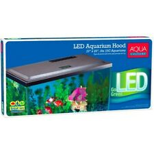 10-Gallon LED Aquarium Hood Aqua Culture Fish Tank Light Water Filter Terrarium