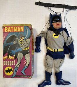 Batman Puppet By Cecil Coleman