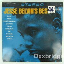 JESSE BELVIN SEALED LP Best ORIGINAL 1966 1st Belvin's NORTHERN SOUL