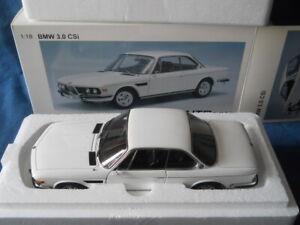 Autoart BMW 3.0 CSi 1:18 Diecast
