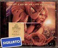 """THE ORIGINAL SOUNDTRACK """" SPIDER-MAN 2 """" CD SIGILLATO 2004"""