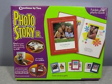 NEW Photo Story Jr. Creations by You Publish your own Book SEALED