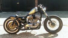 Harley Davidson Sportster Bobber Custom build