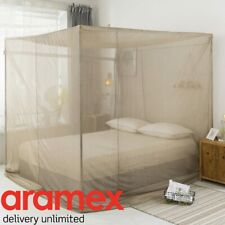 Silver Coated Rf/Emf Shielding Canopy Cover Tent Protection Mosquito Net 100%
