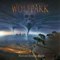 WOLFPAKK - NATURE STRIKES BACK    CD NEU