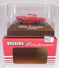 Brekina 1/87 2100 Meisterserie Mercedes Benz 280SE 3,5 Coupe N2 OVP #2003